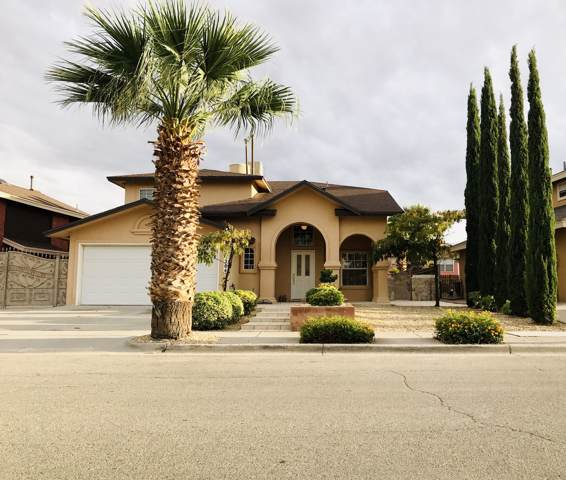 12264 Myrna Deckert Drive, El Paso, TX 79936 (MLS #816549) :: The Matt Rice Group