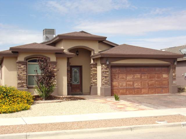 3159 Fox Grove Grove, El Paso, TX 79938 (MLS #816555) :: Preferred Closing Specialists