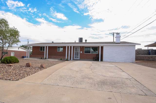 3500 Titanic Avenue, El Paso, TX 79904 (MLS #816556) :: The Matt Rice Group