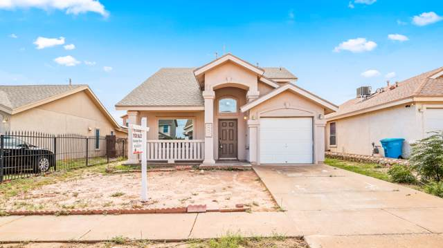 1070 Oscar Chacon, San Elizario, TX 79849 (MLS #816560) :: Preferred Closing Specialists