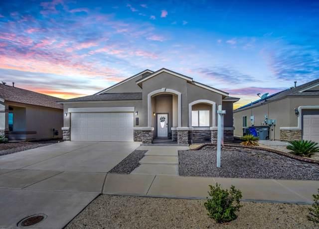 3129 Brookside Place, El Paso, TX 79938 (MLS #816563) :: Preferred Closing Specialists