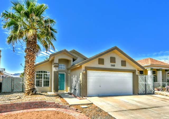 11037 Wedge Lane, El Paso, TX 79934 (MLS #816564) :: The Matt Rice Group