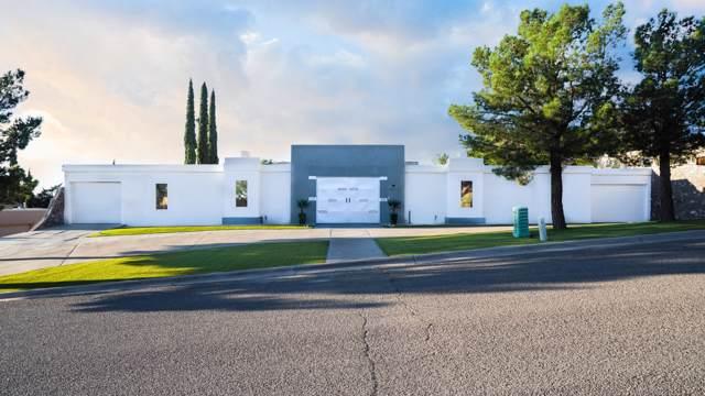 6019 Torrey Pines Drive, El Paso, TX 79912 (MLS #816566) :: The Purple House Real Estate Group