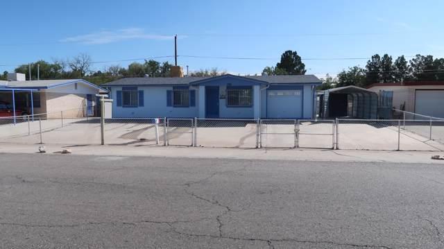 296 Yolanda Drive, El Paso, TX 79915 (MLS #816579) :: Preferred Closing Specialists