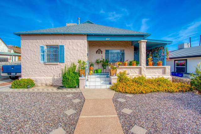 2827 Frankfort Avenue, El Paso, TX 79930 (MLS #816589) :: Preferred Closing Specialists