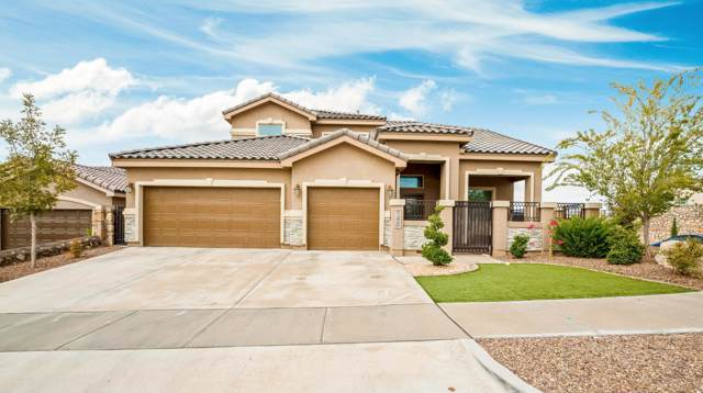 745 Colonial Bluff, El Paso, TX 79928 (MLS #816596) :: The Matt Rice Group