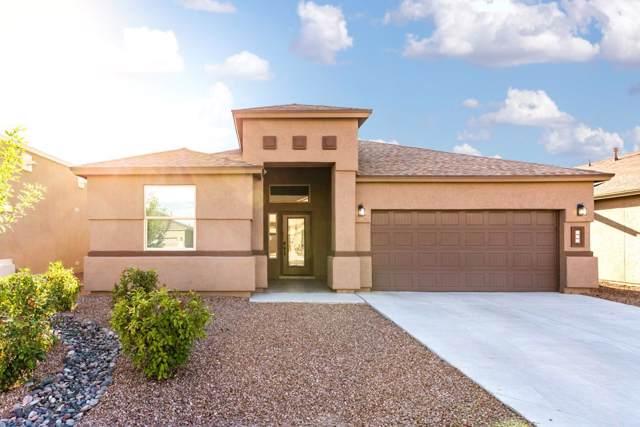 121 N Manzanita Drive, El Paso, TX 79928 (MLS #816598) :: The Matt Rice Group