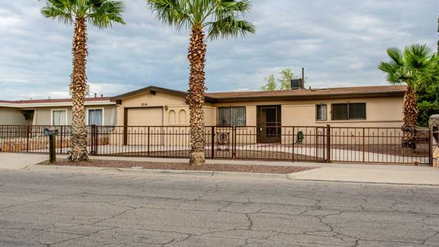 2716 Anise Drive, El Paso, TX 79936 (MLS #816599) :: Preferred Closing Specialists