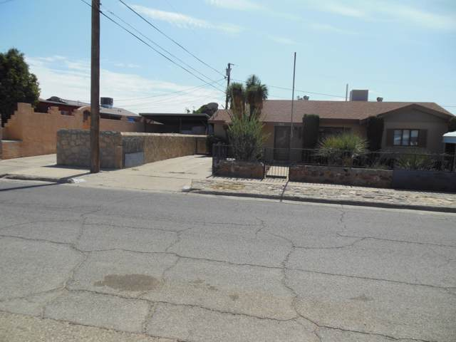 7832 Phoenix Avenue, El Paso, TX 79915 (MLS #816602) :: Preferred Closing Specialists