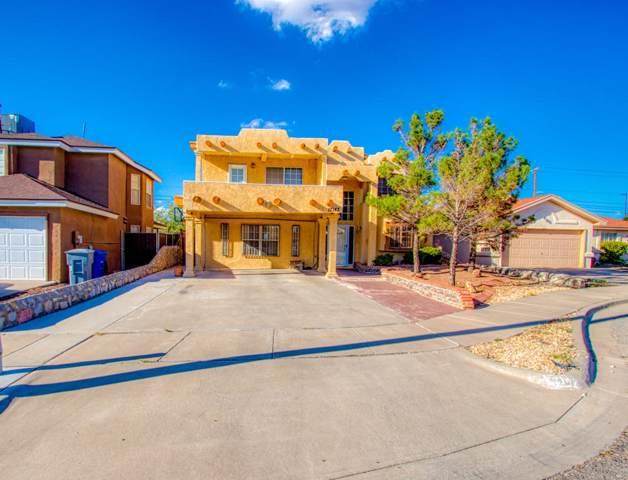 12143 Desert Quail Avenue, El Paso, TX 79936 (MLS #816627) :: The Matt Rice Group