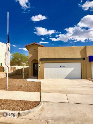 807 B Hc. Gilbert Minjares Drive, Socorro, TX 79927 (MLS #816628) :: The Purple House Real Estate Group