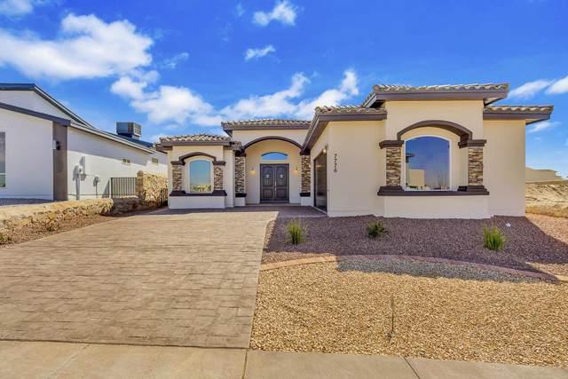 7776 Enchanted View Drive, El Paso, TX 79911 (MLS #816637) :: Preferred Closing Specialists
