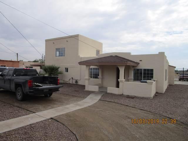 406 Lomaland Drive, El Paso, TX 79907 (MLS #816641) :: Preferred Closing Specialists