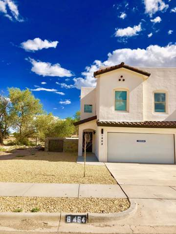 805 B Hc Gilbert Minjares Drive, Socorro, TX 79927 (MLS #816654) :: The Purple House Real Estate Group