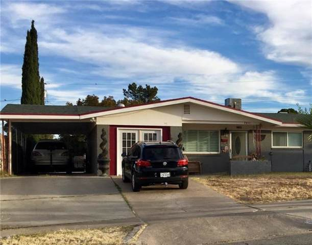 7811 Basswood Avenue, El Paso, TX 79925 (MLS #816680) :: Preferred Closing Specialists