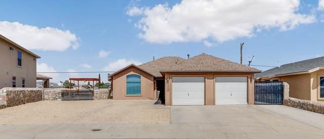 6259 Paloma Drive, El Paso, TX 79924 (MLS #816683) :: The Matt Rice Group