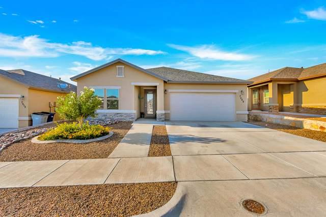 7509 Wolf Creek Drive, El Paso, TX 79911 (MLS #816691) :: The Matt Rice Group