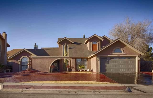 11613 Bobby Fuller Drive, El Paso, TX 79936 (MLS #816708) :: The Matt Rice Group