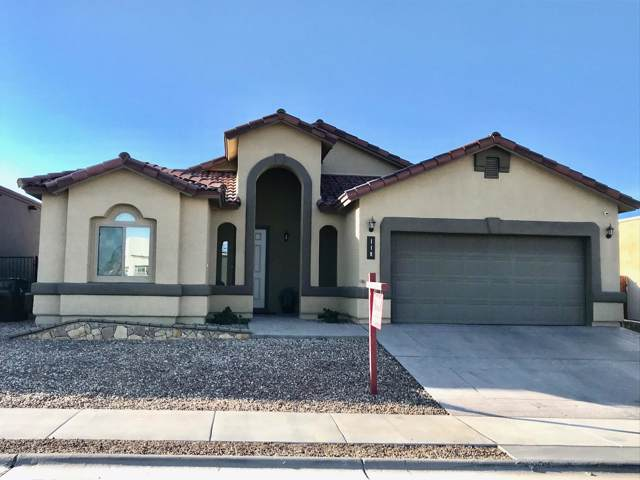 118 Tuscan Ridge Circle, Santa Teresa, NM 88008 (MLS #816720) :: Preferred Closing Specialists