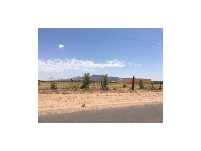 1755 Desert Aire, Chaparral, NM 88081 (MLS #816732) :: Preferred Closing Specialists