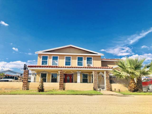 341 Clareville Avenue, San Elizario, TX 79849 (MLS #816734) :: Preferred Closing Specialists