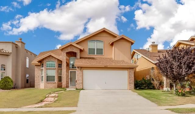 5437 Rick Husband Drive, El Paso, TX 79934 (MLS #816738) :: The Matt Rice Group