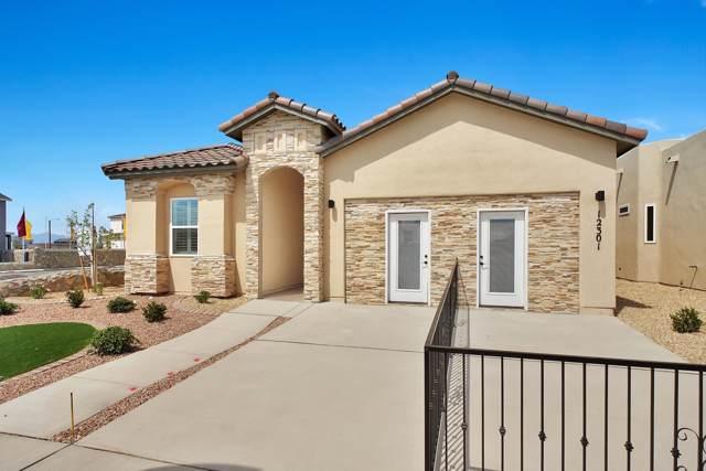 12301 Desert Dove Drive, El Paso, TX 79938 (MLS #816741) :: The Matt Rice Group