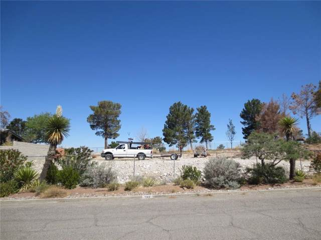 933 Singing Hills, El Paso, TX 79912 (MLS #816746) :: The Matt Rice Group