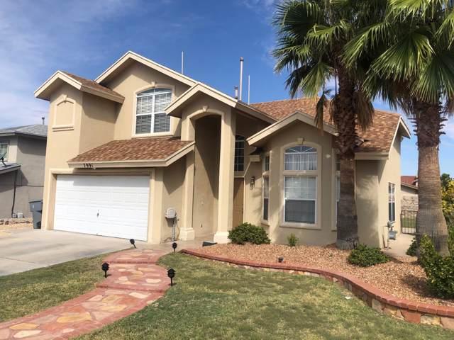 7991 Crescent Moon Court, El Paso, TX 79932 (MLS #816751) :: Preferred Closing Specialists