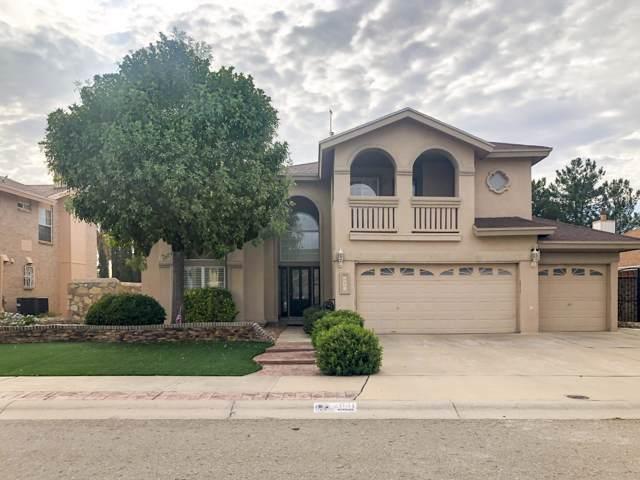 2041 Shadow Ridge Drive, El Paso, TX 79938 (MLS #816756) :: The Matt Rice Group