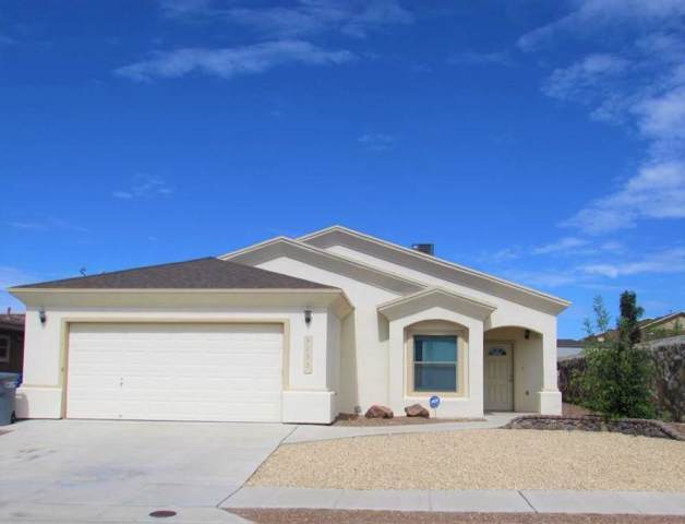 13929 Flora Vista Avenue, Horizon City, TX 79928 (MLS #816762) :: The Matt Rice Group