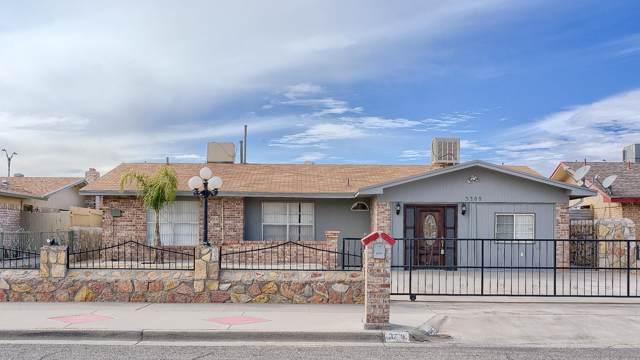 3309 Funston Place, El Paso, TX 79936 (MLS #816763) :: Preferred Closing Specialists