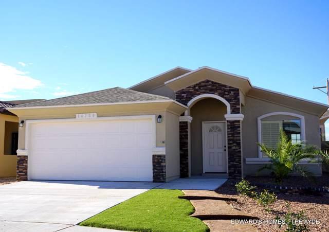 13921 Flora Vista Avenue, El Paso, TX 79928 (MLS #816767) :: Preferred Closing Specialists