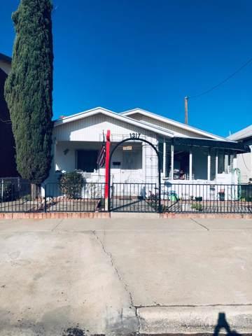 1317 Travis Street, El Paso, TX 79903 (MLS #816773) :: Preferred Closing Specialists