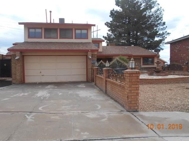 1346 Vista Granada Drive, El Paso, TX 79936 (MLS #816779) :: Preferred Closing Specialists