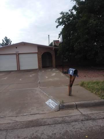 3620 Breckenridge Drive, El Paso, TX 79936 (MLS #816785) :: Preferred Closing Specialists