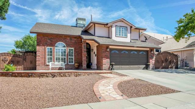 12151 Frank Cordova Circle, El Paso, TX 79936 (MLS #816789) :: The Matt Rice Group