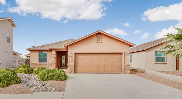 12613 Wolf Berry Drive, El Paso, TX 79928 (MLS #816794) :: Preferred Closing Specialists