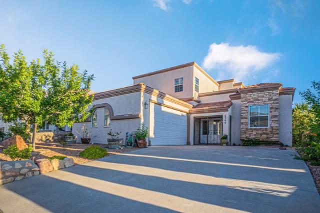 6364 Dakota Ridge Drive, El Paso, TX 79912 (MLS #816795) :: The Matt Rice Group