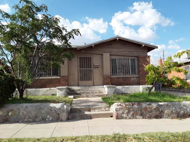 3917 Jackson Avenue, El Paso, TX 79930 (MLS #816799) :: Preferred Closing Specialists