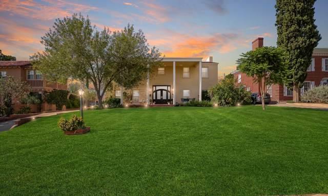 605 E Hague Road, El Paso, TX 79902 (MLS #816806) :: Preferred Closing Specialists