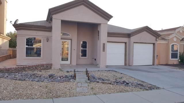 3637 Lantana Lane, El Paso, TX 79936 (MLS #816823) :: Preferred Closing Specialists