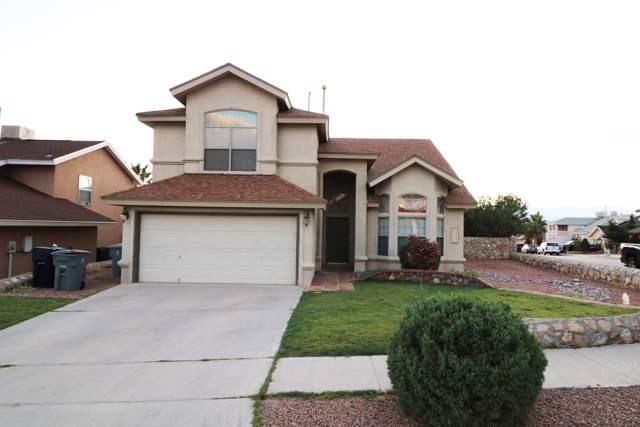 6139 Twilight View Way, El Paso, TX 79932 (MLS #816839) :: Preferred Closing Specialists