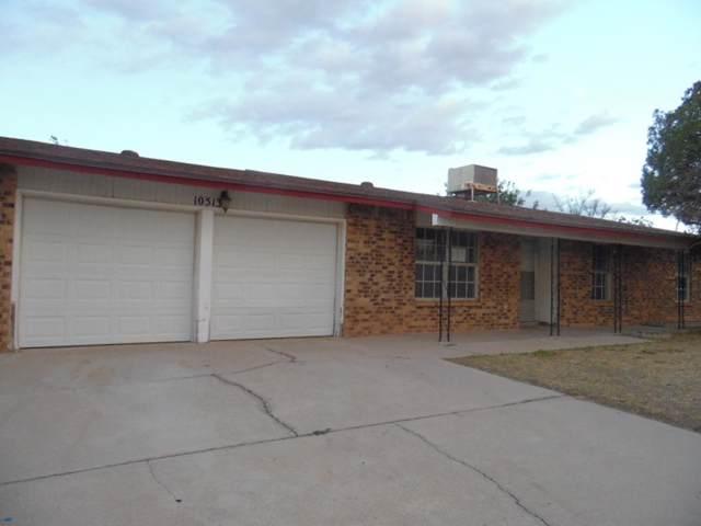 10513 Birthstone Drive, El Paso, TX 79925 (MLS #816847) :: The Matt Rice Group