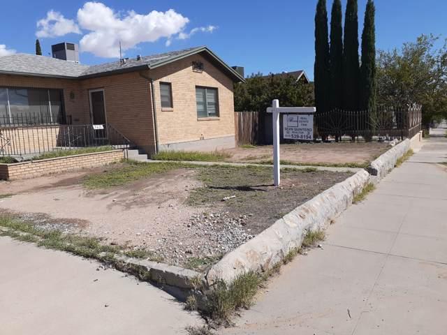 3621 Mountain Avenue, El Paso, TX 79930 (MLS #816849) :: Preferred Closing Specialists