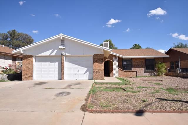 4638 Belinda Ann Lane, El Paso, TX 79924 (MLS #816863) :: The Purple House Real Estate Group