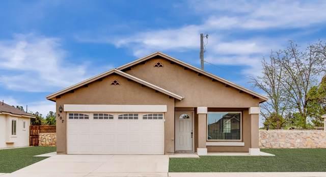 1100 Stoke Street, El Paso, TX 79928 (MLS #816869) :: Preferred Closing Specialists