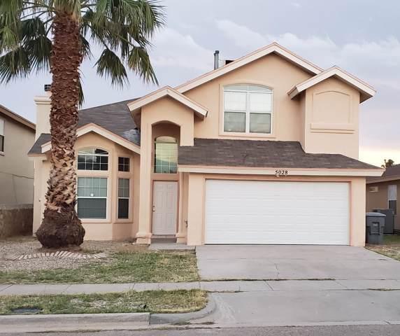 5028 Silver Sands Avenue, El Paso, TX 79924 (MLS #816871) :: Preferred Closing Specialists