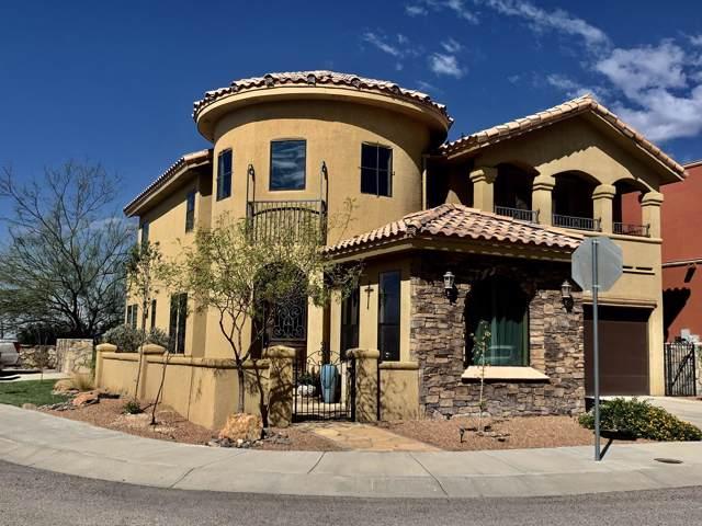 321 Tierra Del Mar, El Paso, TX 79912 (MLS #816881) :: The Matt Rice Group