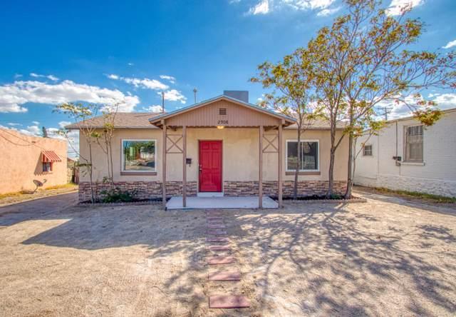 2908 Morehead Avenue, El Paso, TX 79930 (MLS #816886) :: The Matt Rice Group